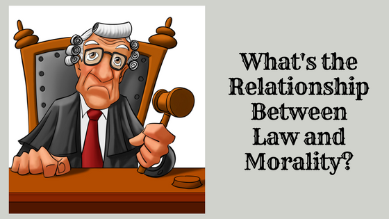 Law and Morality – The Ought