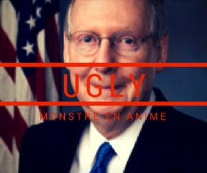 Mitch McConnell is Ugly