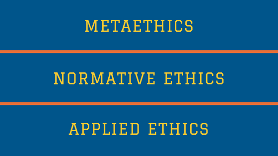The Three Levels of Ethics